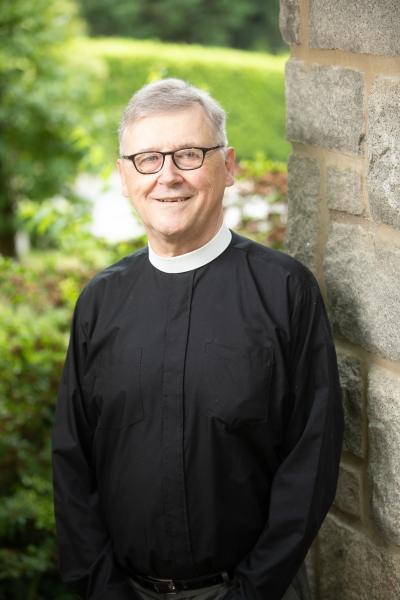 The Rev. David Griswold
