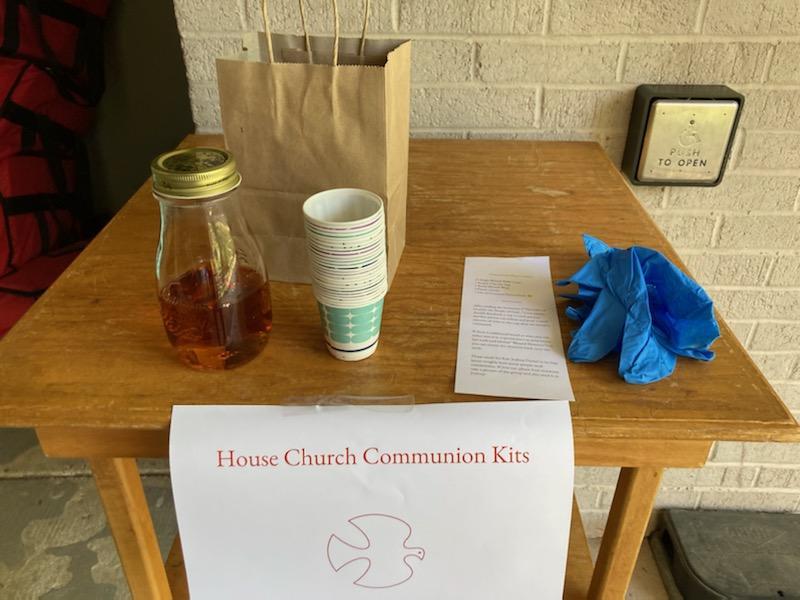 House Church Communion Kits