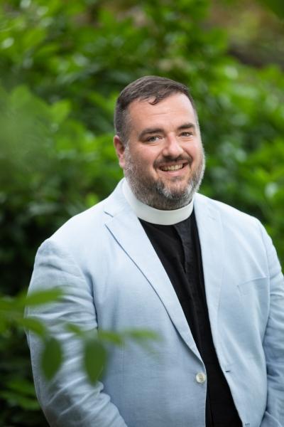 The Rev. Dr. Joshua Daniel