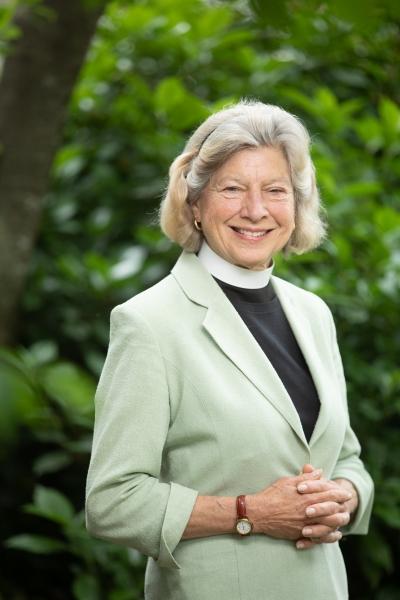 The Rev. Susan Flanders