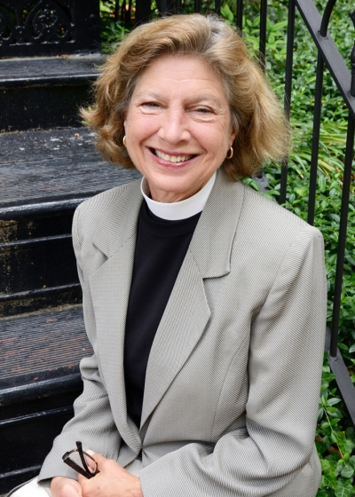 The Rev. Susan Flanders